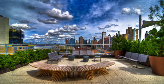 Rooftop_Lounge-NYC-HDR 30 Incredible HDR Photos of New York City