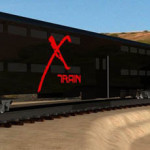 Las Vegas Railways Express – X Train