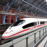 Bullet Trains to Connect Frankfurt, London, Amsterdam