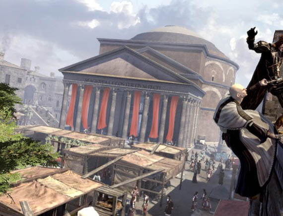 Assassins Creed Pantheon Real Locations Around the World Found in Video Games