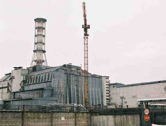 Real-Chernobyl-Power-Plant Real Locations Around the World Found in Video Games