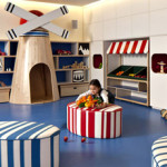David Citadel Hotel New Kids' Playroom – Jerusalem