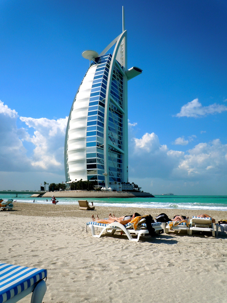 Dubai-beach 10 of the Best Winter Sun Locations in the World