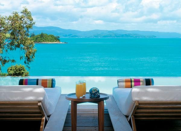 Hamilton Island , The Great Barrier Reef, Australia