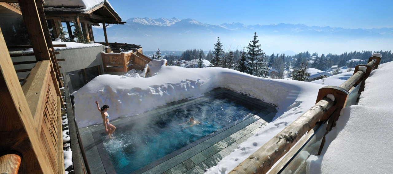 Luxury Ski Getaway in France